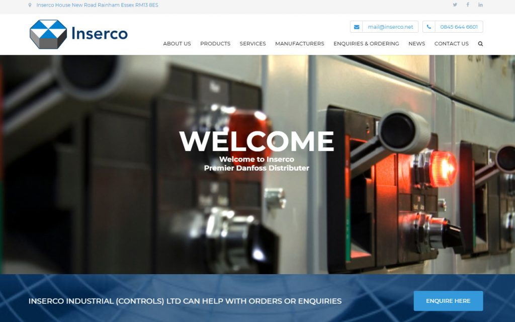 new website 1024x640 - New Website